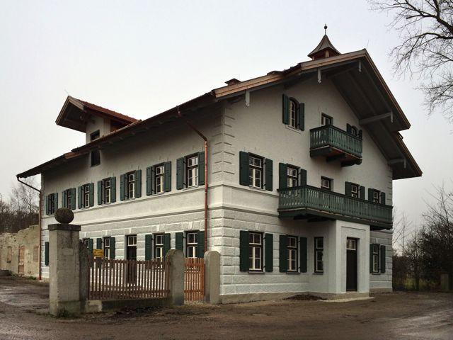 Fassade - Form und Farbe Ehmann